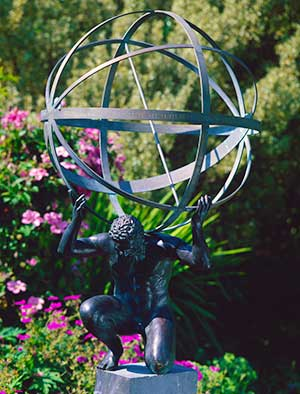 Hand crafted garden sundials of all kinds