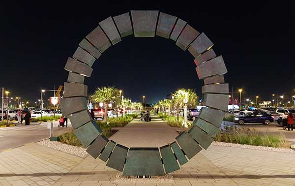 Keystone Torus at Doha Festival City