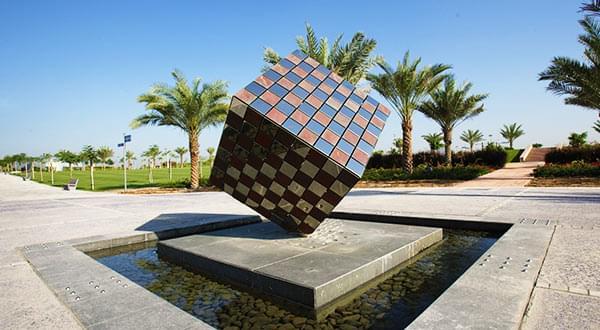 Public Sculpture Large Sculptures At Zabeel Park Dubai