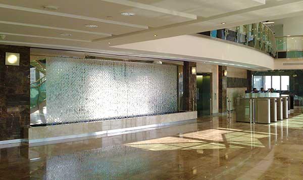 Indoor Water Walls | Interior Water Walls