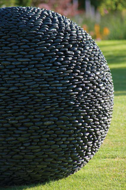 Detail of Kernel outdoor sphere