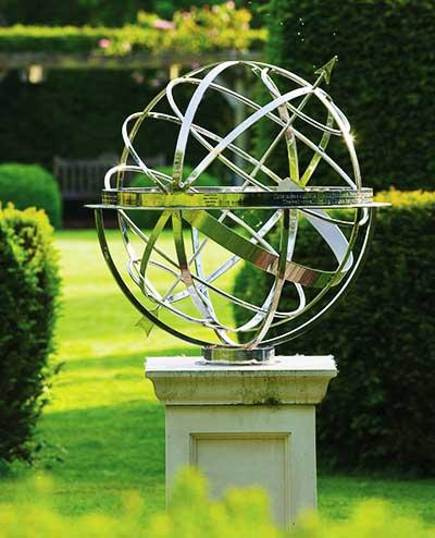 Garden Armillary Spheres