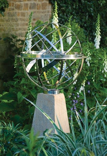 Armillary Sundial Garden Armillary Sphere