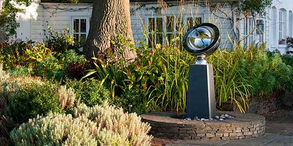 Berosus Dial In A Garden Setting