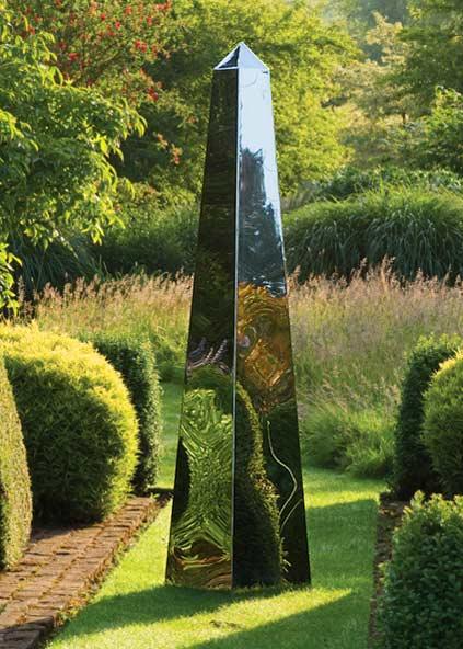 Backyard Scaping Diy Garden Obelisk Plans