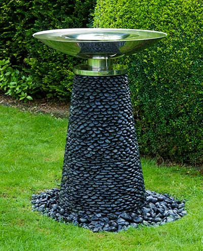 Vortex Modern Water Feature