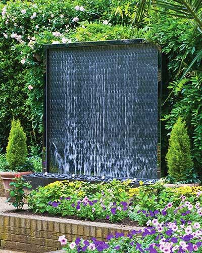 Garden Water Walls Wall Water Features David Harber
